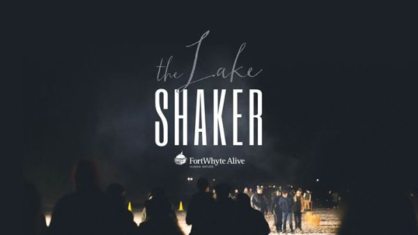 The Lake Shaker // FortWhyte Alive // SOLD OUT!