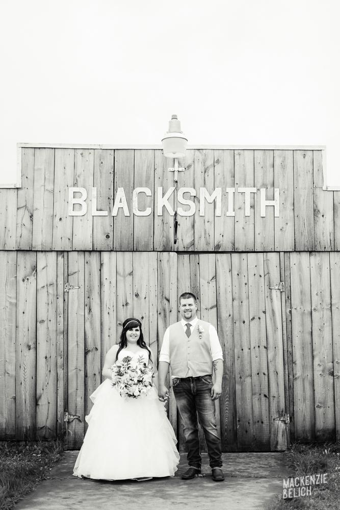 Maverick + Jessica // Wedding