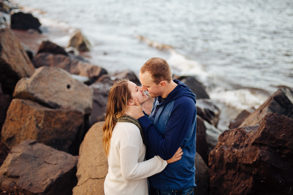 Scott + Amy // Canal Park Engagement