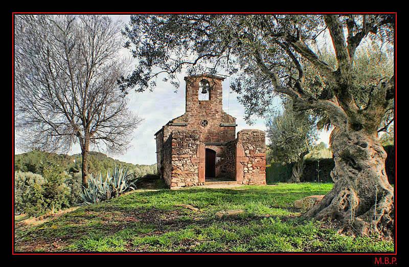 Ermita de San Cristoval de Corbera