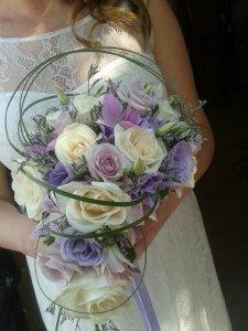 MB Eventi in fiore a Roma è il regno dei fiori e delle piante - Bouquet da Sposa 658