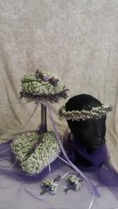 MB Eventi in fiore a Roma è il regno dei fiori e delle piante - Bouquet da Sposa 715