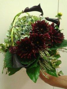 MB Eventi in fiore a Roma è il regno dei fiori e delle piante - Bouquet da Sposa 753