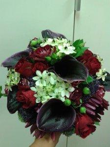 MB Eventi in fiore a Roma è il regno dei fiori e delle piante - Bouquet da Sposa 754