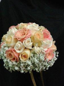 MB Eventi in fiore a Roma è il regno dei fiori e delle piante - Bouquet da Sposa 757