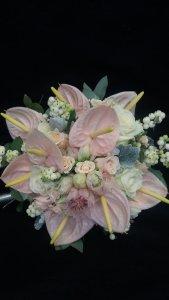 MB Eventi in fiore a Roma è il regno dei fiori e delle piante - Bouquet da Sposa 769