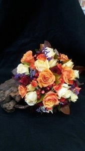 MB Eventi in fiore a Roma è il regno dei fiori e delle piante - Bouquet da Sposa 785