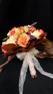 MB Eventi in fiore a Roma è il regno dei fiori e delle piante - Bouquet da Sposa 786