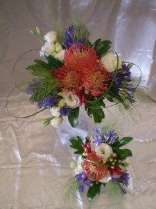 MB Eventi in fiore a Roma è il regno dei fiori e delle piante - Bouquet da Sposa 792