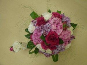 MB Eventi in fiore a Roma è il regno dei fiori e delle piante - Bouquet da Sposa 795