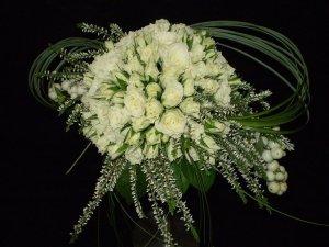 MB Eventi in fiore a Roma è il regno dei fiori e delle piante - Bouquet da Sposa 808