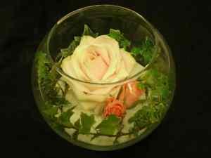 MB Eventi in fiore a Roma è il regno dei fiori e delle piante - Centro tavola 237