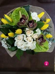 MB Eventi in fiore a Roma - Bouquet Mazzo di fiori 01
