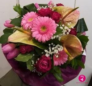 MB Eventi in fiore a Roma - Bouquet Mazzo di fiori 04