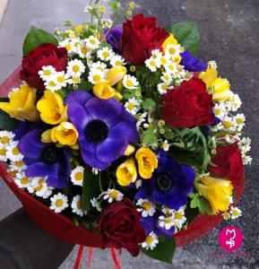 MB Eventi in fiore a Roma - Bouquet Mazzo di fiori 16