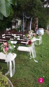 MB Eventi in fiore a Roma - Bouquet e accessori da sposa 16
