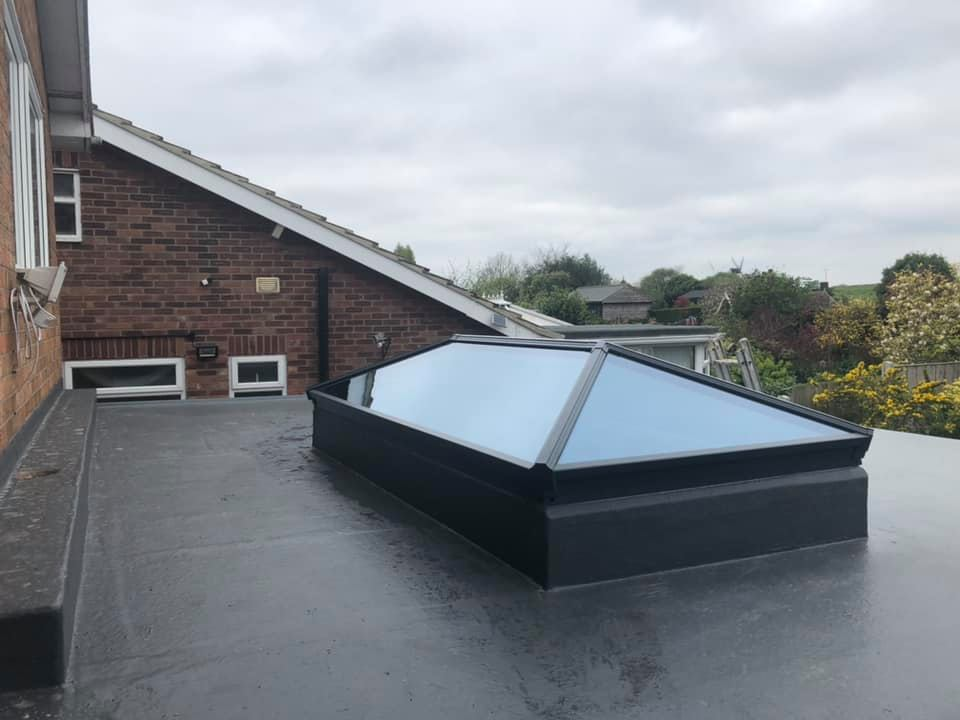 roof lanterns installations in essex clacton