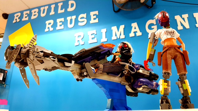 LEGO Resale Store Buy Sell Trade Bricks And