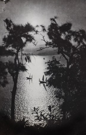 Bill Fitts, photographer. Hong Kong Harbor, September 1936. Rolleicord.