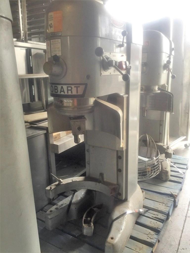 Hobart 80qt Dough Mixer Mb Food Equipment