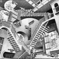 A influência de Escher nos jogos digitais
