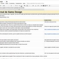 Glossário Universal de Game Design
