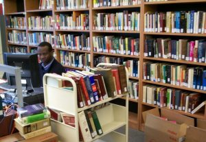 ETEM-IBVIE's library grows with books from FAREL.