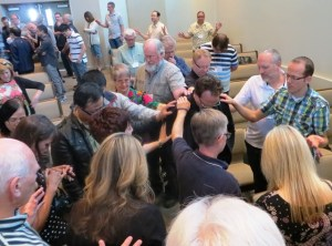 Prayer for C2C church planters.