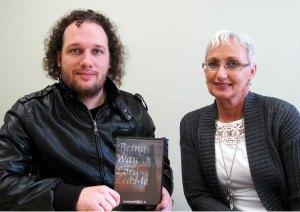 Filmmaker Mike Klassen with producer Joy Klassen