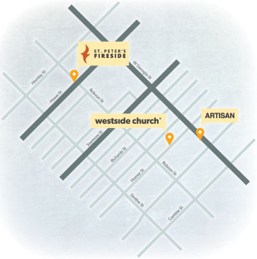 C2C-streetmap