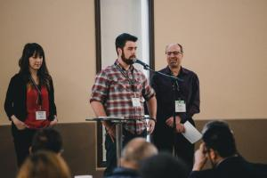 MBBS president Bruce Guenther invites MBBS students Justin Friesen and Janessa Giesbrecht to share how their seminary studies impact their pastoral work.