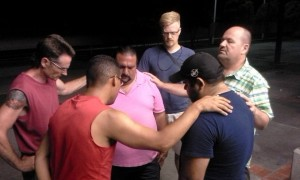 Confession, compassion and challenge: building lasting friendships between the men of NLCC and Pan de Vida.