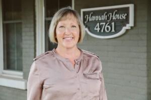 Hannah House executive director Cheryl Plett. Photo credit Drew Unruh, Made By Frame