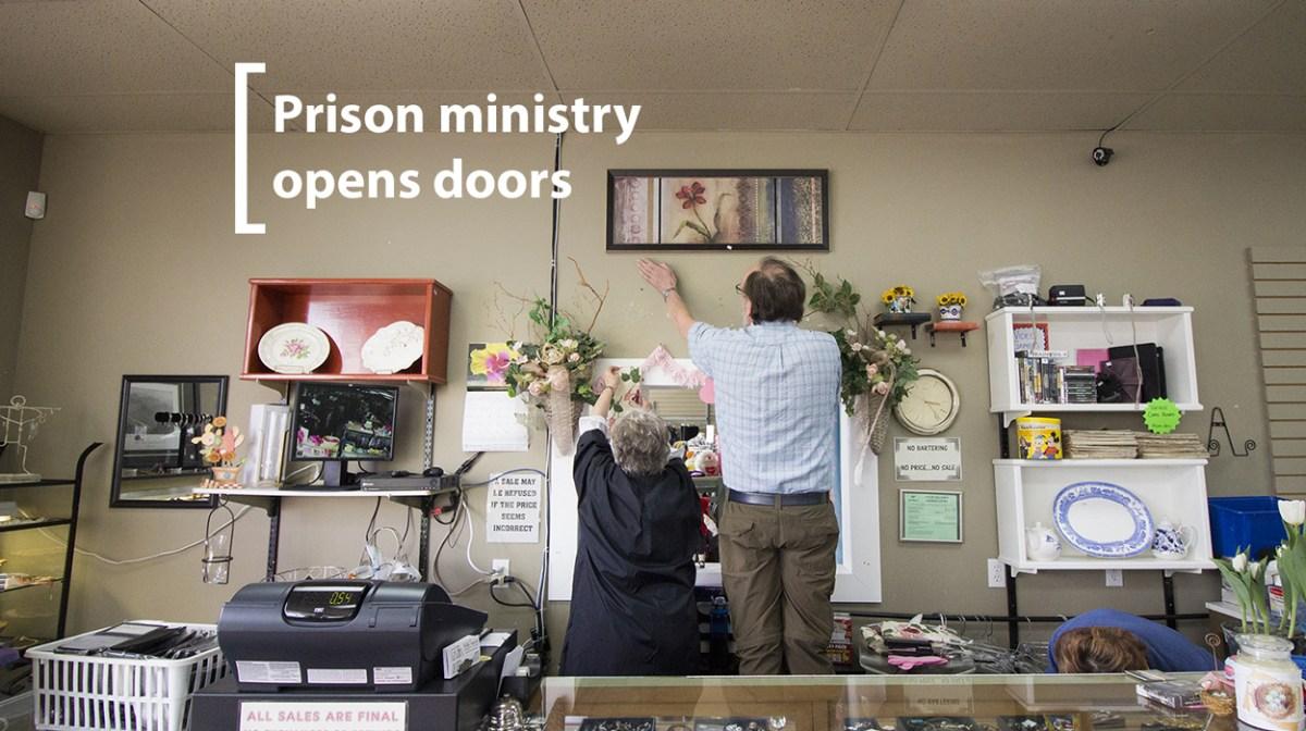 Prison ministry opens doors
