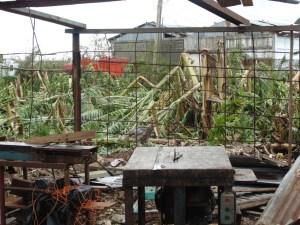 Hurricane Irma destruction