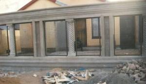 MBi Steelworks Manufactures and installs: Pallisade Fencing Burglar Bar Security Door Sliding Security door Sliding Gates