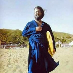 Brian Wilson Goes Surfing