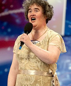 The Appeal of Susan Boyle