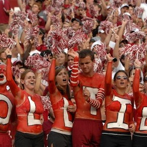 College Football Message Boards... and Sanctification