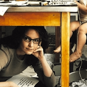 Tina Fey and The Baby-Career Dilemma