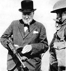 Winston Churchill on Appeasement