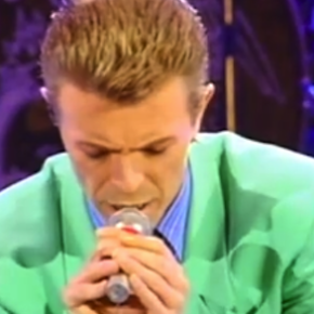 David Jones C-C-Confronts His Mortality, AKA When Bowie Prays God Listens