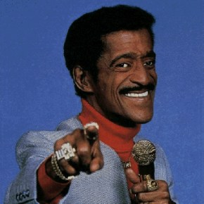 Sammy Davis Jr's Gonna Build a Mountain