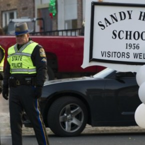 """""""And Death's Dark Shadow Put to Flight..."""" A Post for Newtown, Connecticut"""
