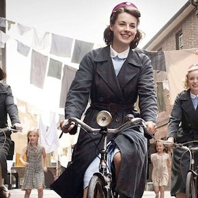 Keep Calm and Call the Midwife