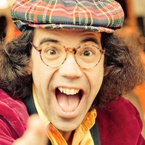 The Incisive Power of...Nardwuar!