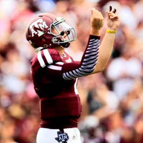The Johnny Football Saga Continues