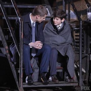 Even Batman Had a Great Grandmother: The Historical Backdrop of <i>Gotham</i>
