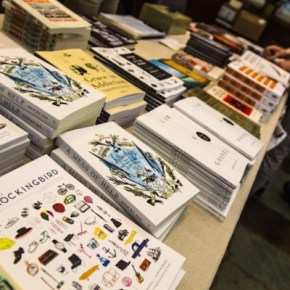 2015 NYC Conference Book Table