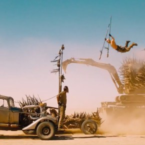 Water, Blood and Gasoline: The Full-Throttle Gospel of <i>Mad Max: Fury Road</i>